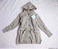 3шт / много дети свитер, девочки свитер вязать кардиган, вручную - Plate ткань хлопок одежда