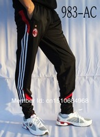 профессионального футбола плотно обучение спорт длинные брюки мода футбол свободного покроя брюки мужские спортивные брюки