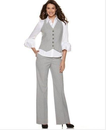 14-2.jpg ... - Black Women Suit Custom Women Suit Brand Women's Suits 2 Piece
