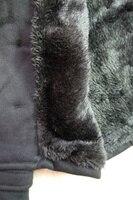осень зима свободного покроя дети в одежда мальчики компактный черный двубортный костюм пальто мальчики куртка