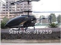 бесплатная доставка! 47 см 3.5 канала вертолет воздуха гироскоп модель, черный беспроводной зарядки самолета