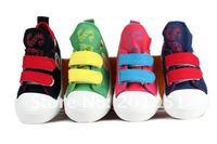 0065 оптовая продажа туфли, холст кроссовки, весна. лето. осень. в новый стиль. дешевые дети холст туфли оптовая продажа