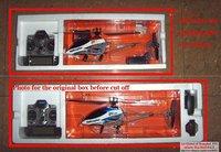 бесплатная доставка рождественские подарки новые игрушки Devil дважды лошадь 9116 2.4 ггц синий радио пульт диктант управления электрический вертолет ртф