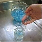 новинка decoation10g / мешок кристалл почвы грязи вода жемчуг автобусы для удачи бамбука композиция