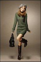 1108 классический зима с V-бюстгальтер провода слаще, плачет свитер мода трикотаж
