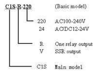 """цифровой счетчик 4 цифр кодированный переключения 0.39 """"высота светодиодные 110-240 в"""