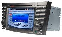 "7 "" авто мультимедиа система с GPS ставку БТ РДС телевизор для Мерседес Бенц W211 Мерседес"
