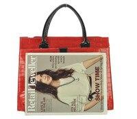 2 цвет женская сумка 2016 новый продукт Роско crocodile кожи сумка для женщин vk1343