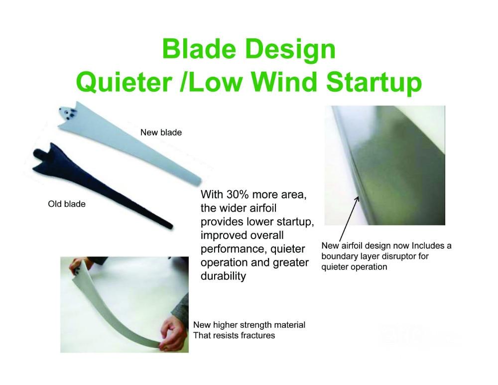 785663174 876 - 400W wind turbine generator,12V/24V/48V Free shipping!