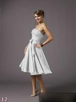 бесплатная доставка алина длиной до колен невесты платья в наличии все размеры платье подружки невесты невесты платья