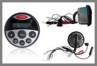 мотоцикл морской радио ч-808, музыка с поддержкой Bluetooth, с в помощью saunna комната, ванная комната, лодка, яхта