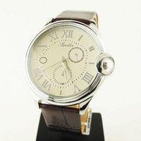 новых людей рук аналоговый кварц ПУ кожаный ремешок часы * лучший подарок и розничная товары