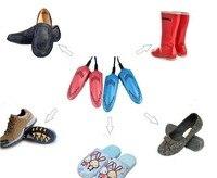 бесплатная доставка 1 шт. 12 вт 220 в портативный туфли сушилкой для ботинок фен