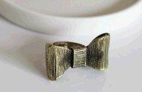 18 мм размер бесплатная доставка ретро стиль дамы с бантом мода кольцо j1174