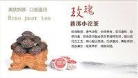 800 г / 6 видов вкус заранее чай, пуэр, чай для похудения, предварительно, бесплатная доставка