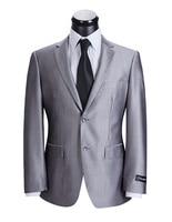 новый бренд мода мужчины формальная полоса 100% шерстяное платье смокинг деловой костюм две кнопки большой размер на s-формы 5xl