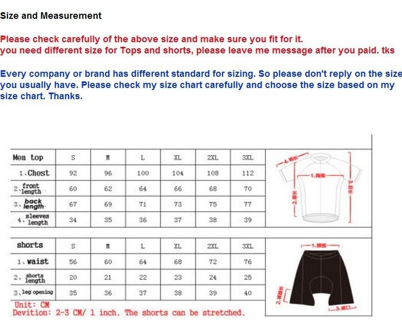 новый монтон мужчины / мальчики велоспорт спортивная одежда джерси + шорты черный zhuhu размер S-Размер 3XL