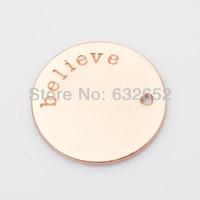 22 мм плавающей роуз тарелки любовь, пригодный 30 мм плавающей шарм медальон pl2002