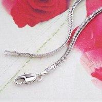 ожерелье мода jewrlry женщины / мужчины 18 к золото заполненные досто ювелирные изделия ювелирные сеть ювелирных изделий подарка