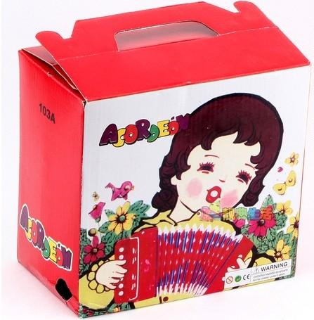 дети accordion
