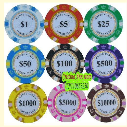 Value of casino chips cache creek casino resort