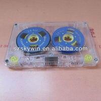 пустые аудиокассеты белый цвет шэньчжэнь
