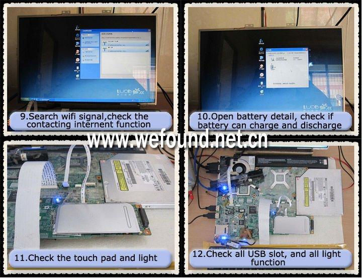 HP Pavilion dv5-1113ax dv5-1113el dv5-1113tx dv5-1113us laptop LCD inverter