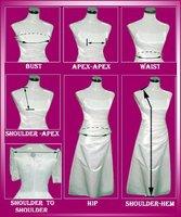 бесплатная доставка! qnbd0306-56 шелковистая тафта без бретелек декольте рукавов длиной до колен платья для подружек невесты
