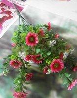 высокая моделирование цветок из шёлка / обвинение цветок, нефрит хризантемы, 20 в народные кучу, свадьба цветок, Украине