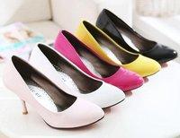 5 от за 50 $ заказ оптовая продажа p307 площадь 34 - 39 кожа женские туфли женская мода середины-кабель