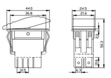 606405196_852 aliexpress com buy mini rocker switch,boat switch,soken switch soken rk1 06 wiring diagram at n-0.co