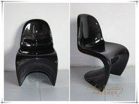 горячая распродажа пантон стул классический дизайнерская мебель пластиковые стул отдыха икеа-3010