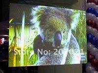 горячая продажа! экран для проецирования темно-серый цвет голографический дисплей сзади кон пленка для экрана