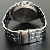 часы для мужчин мода Роско Elegant марка наручные часы золотая роза из нержавеющей стали