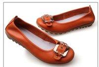 новый тип мода женщина с плоским lanka туфли