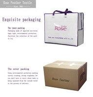 роза - бесплатная доставка-30 % топпер-700gsm-180 ут * 200см-антиаллергенный