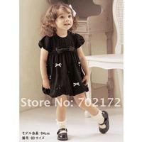 девочек специальный с бантом платье
