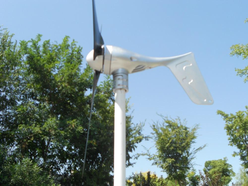 785663204 835 - 400W wind turbine generator,12V/24V/48V Free shipping!