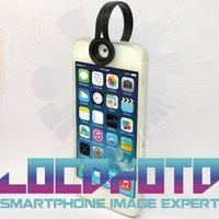 locofoto 2на1 макро-объектив + широкий угол обзора универсальный клип на мобильный телефон для iPhone от samsung компания HTC ежевики бесплатная доставка lf3924-1