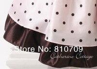 бесплатная доставка, бренд дети платье для девочки принцесса белых детей платья с белым бантом детской одежды 4 шт./лот