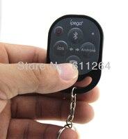 бесплатная доставка 10 шт./лот светящиеся Bluetooth пульт дистанционного управления затвора камеры беспроводной таймер сели универсальный для iPhone для iPad samsung оптовая