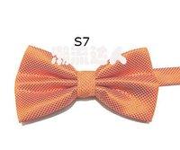 мужские боути твердые цвета смеси галстук для свадьбы ну вечеринку шоу 12 * 6 см