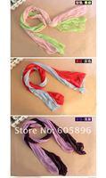 женская шарф / шарфы 160 * 32 см 14 цветов с - подарок