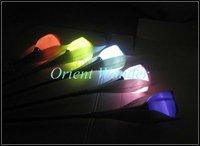 4 шт. бесплатная доставка. свет - управлением тюльпаны cone светильник, подошва на открытом воздухе / Hudson свет для украшения сада розницу