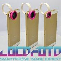 3 в 1 рыбий глаз + макро-objective + широкий угол универсальный крепление объективным для для iPhone 4 5 samsung Galaxy С3 С4 нокиа бесплатная доставка lf3949-6