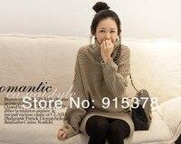 горячая распродажа мода женская грудь свитер с ди Recover + женская зима / осень пуловер с + бесплатная доставка jzw-d3240