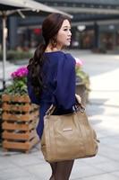 черный, коричневый, кирпича, кофе } женщины натуральная кожа старинные сумки мешок сумки сумка-мессенджер 1 пк