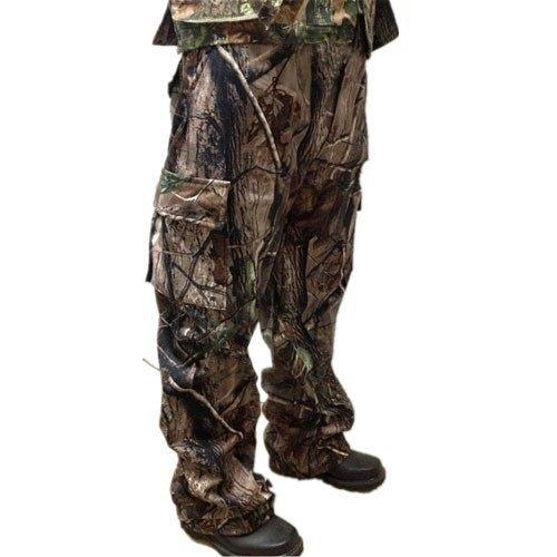 Jungle Camo Fleece Windproof Hunting Hunter Clothes Pants Camouflage2