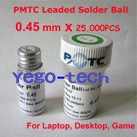 pmtc во главе с мяч 0.4 мм 25, 000 шт