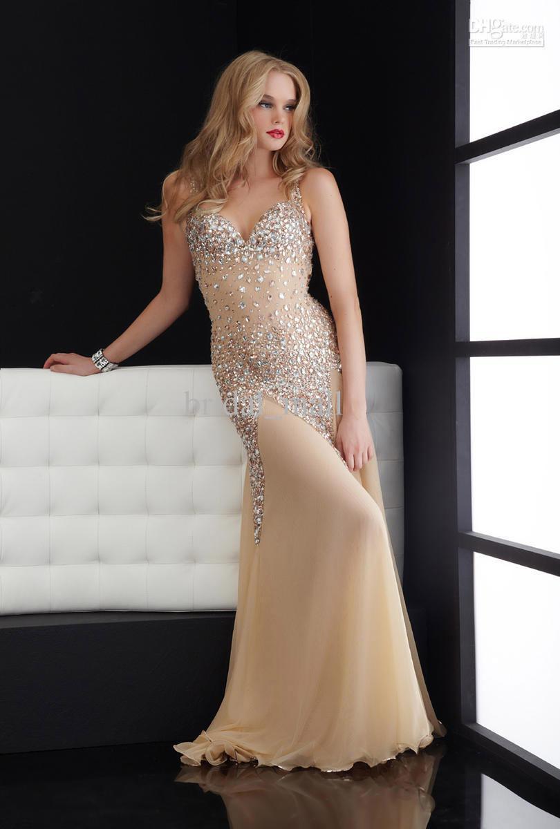 Dancing Prom Dress